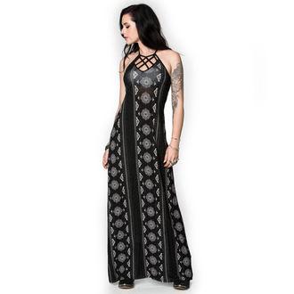 šaty dámske METAL MULISHA - WATCHER - BLK, METAL MULISHA