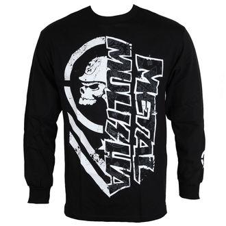 tričko pánske s dlhým rukávom METAL MULISHA - BLK, METAL MULISHA