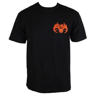 tričko pánske METAL MULISHA - DUSK - BLK, METAL MULISHA