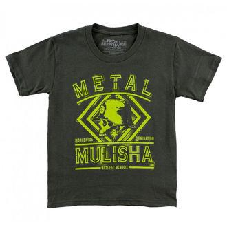 tričko detské METAL MULISHA - DUST, METAL MULISHA