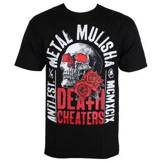 tričko pánske METAL MULISHA - EPITAPH - BLK, METAL MULISHA