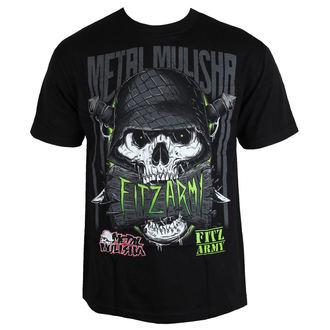 tričko pánske METAL MULISHA - GRINDER, METAL MULISHA