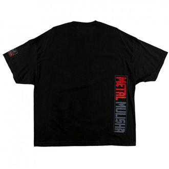 tričko pánske METAL MULISHA - SHATTER 3X - BLK_SP7X51815.01