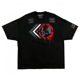 tričko pánske METAL MULISHA - SHATTER - BLK, METAL MULISHA