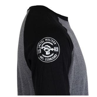 tričko pánske s 3/4 rukávom METAL MULISHA - SHOP RAGLAN