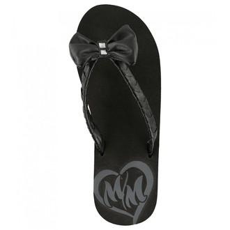 sandále dámske (žabky) METAL MULISHA - DESIRE - BLK, METAL MULISHA