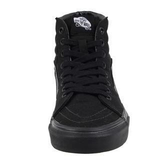 topánky VANS - UA SK8-HI Black / black / black, VANS