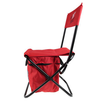 stoličky skladacia INDEPENDENT - Only Choice Chair - Red, INDEPENDENT