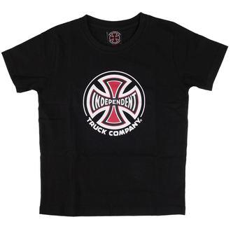 tričko detské INDEPENDENT - Truck Co. - Black