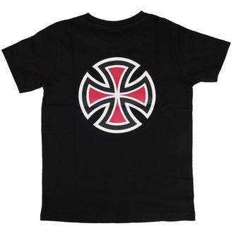 tričko detské INDEPENDENT - Bar Cross - Black, INDEPENDENT
