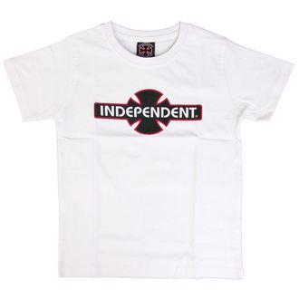 tričko detské INDEPENDENT - OGBC - White, INDEPENDENT