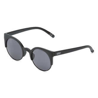 okuliare slnečné VANS - HALLS & WOODS SUN - MATTE BLA, VANS