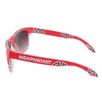 okuliare slnečné INDEPENDENT - Cross / bar Cardinal Red