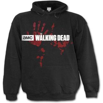 mikina pánska SPIRAL - ZOMBIE HORDE - Walking Dead - Black, SPIRAL