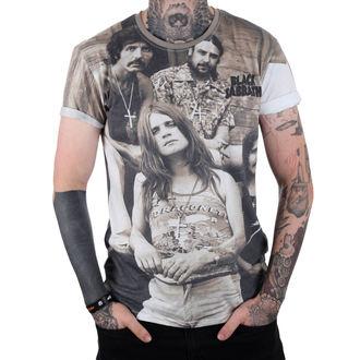 tričko Black Sabbath, NNM, Black Sabbath
