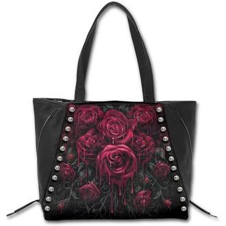 kabelka (taška) SPIRAL - BLOOD ROSE, SPIRAL