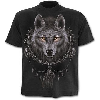 tričko pánske SPIRAL - Wolf Dreams, SPIRAL