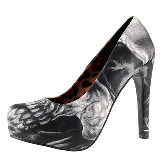 topánky dámske (črievice) IRON FIST - Dead On Platform, IRON FIST