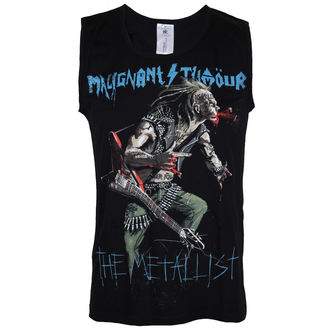 tielko pánske Malignant Tumour - The Metallist BLACK - Blue - TM200 black
