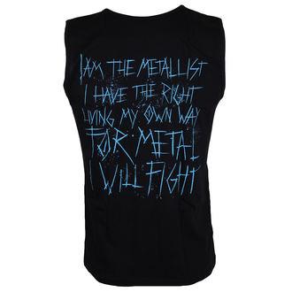 tielko pánske Malignant Tumour - The Metallist BLACK - Blue, Malignant Tumour