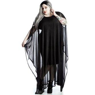 šaty dámske KILLSTAR - Mystic Mesh Maxi [PLUS], KILLSTAR