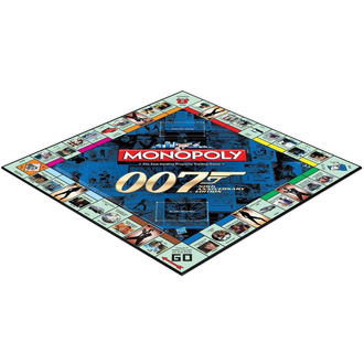 hra 007 James Bond - Monopoly