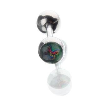 piercingový šperk - Butterfly, NNM