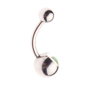 piercingový šperk - Marijuana / Blk, NNM