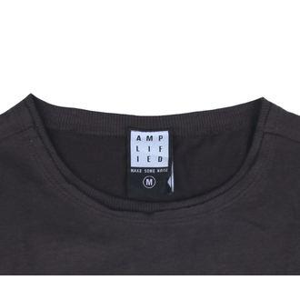 tričko pánske AMPLIFIED - THE CLASH BOLT, AMPLIFIED, Clash