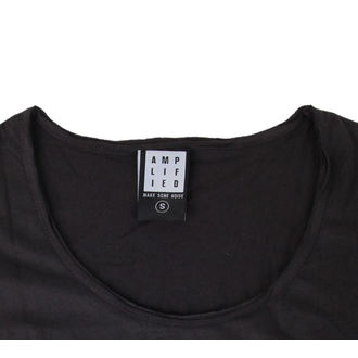 tričko dámske AMPLIFIED - ACDC - HIGHWAY TO HELL, AMPLIFIED, AC-DC