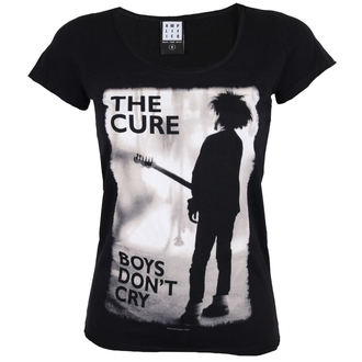 tričko dámske THE CURE - BOYS DON'T CRY, AMPLIFIED, Cure