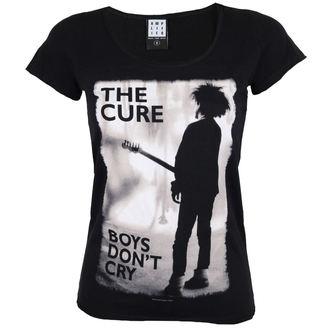 tričko dámske THE CURE - BOYS DON'T CRY, AMPLIFIED, Cure