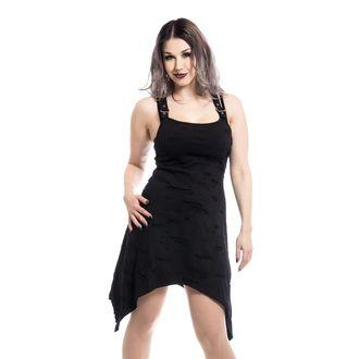 šaty dámske POIZEN INDUSRIES - AUTUMN - BLACK, POIZEN INDUSTRIES
