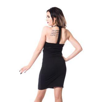 šaty dámske Innocent - KALI - BLACK, Innocent