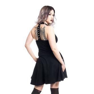 šaty dámske Poizen industries - NORI - BLACK, POIZEN INDUSTRIES