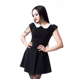 šaty dámske Poizen industries - SUICIDE - BLACK, POIZEN INDUSTRIES