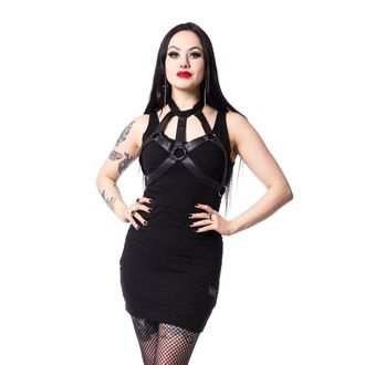 šaty dámske VIXXSIN - YOKO - BLACK