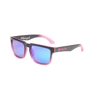 okuliare slnečné MEATFLY - Viper - B - Pink/Black Polarized, MEATFLY