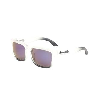 okuliare slnečné MEATFLY - Foggy - A - Matte Clear, MEATFLY