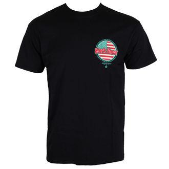 tričko pánske BLACK HEART - CHARLOTTE - BLACK, BLACK HEART