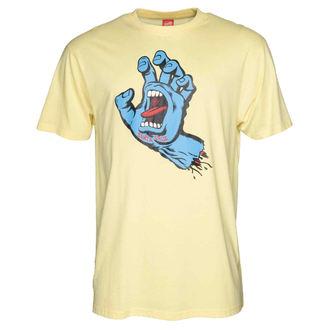 tričko pánske SANTA CRUZ - Screaming Hand, SANTA CRUZ