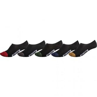 ponožky (set 5 párov) GLOBE - Dip Invisible, GLOBE