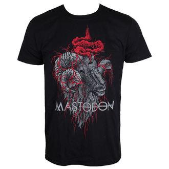 tričko pánske Mastodon - Rams Head - Black - ROCK OFF, ROCK OFF, Mastodon