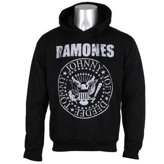 mikina pánska Ramones - Presidential Seal - Black - ROCK OFF, ROCK OFF, Ramones