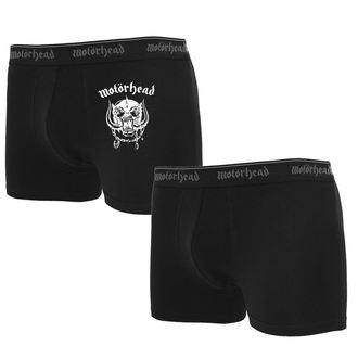 boxerky pánske (set 2 kusov) Motörhead - Logo, URBAN CLASSICS, Motörhead
