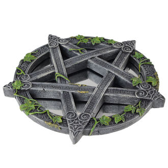 zrkadlo (dekorácia) Wiccan Pentagram