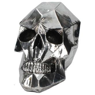 dekorácia Geometric Skull