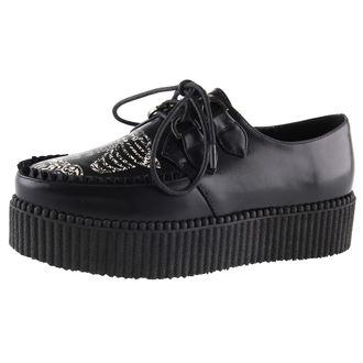 topánky dámske BANNED - SKELETON, BANNED