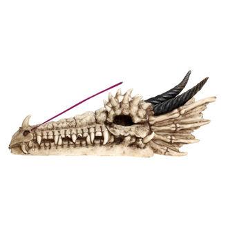 stojan na vonné tyčinky Draco Skull, NNM