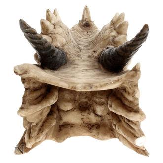 stojan na vonné tyčinky Draco Skull